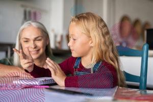 edukacja domowa - zdjęcie ilustracyjne